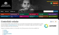 Website_Centrelink