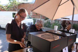 The Hutt Street Coffee Cart
